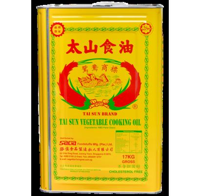 Fragrant Rice & Oil
